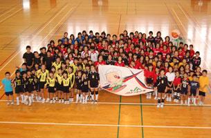 JAさつま日置杯小学生バレーボール大会
