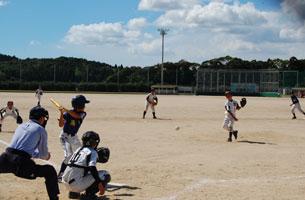 JAさつま日置旗争奪少年ソフトボール大会
