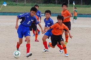 アグリカップJAさつま日置少年サッカー大会